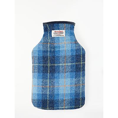 John Lewis & Partners Harris Tweed Hot Water Bottle