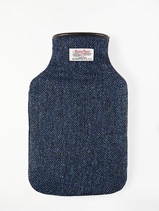 bc3979439a4c John Lewis   Partners Harris Tweed Hot Water Bottle