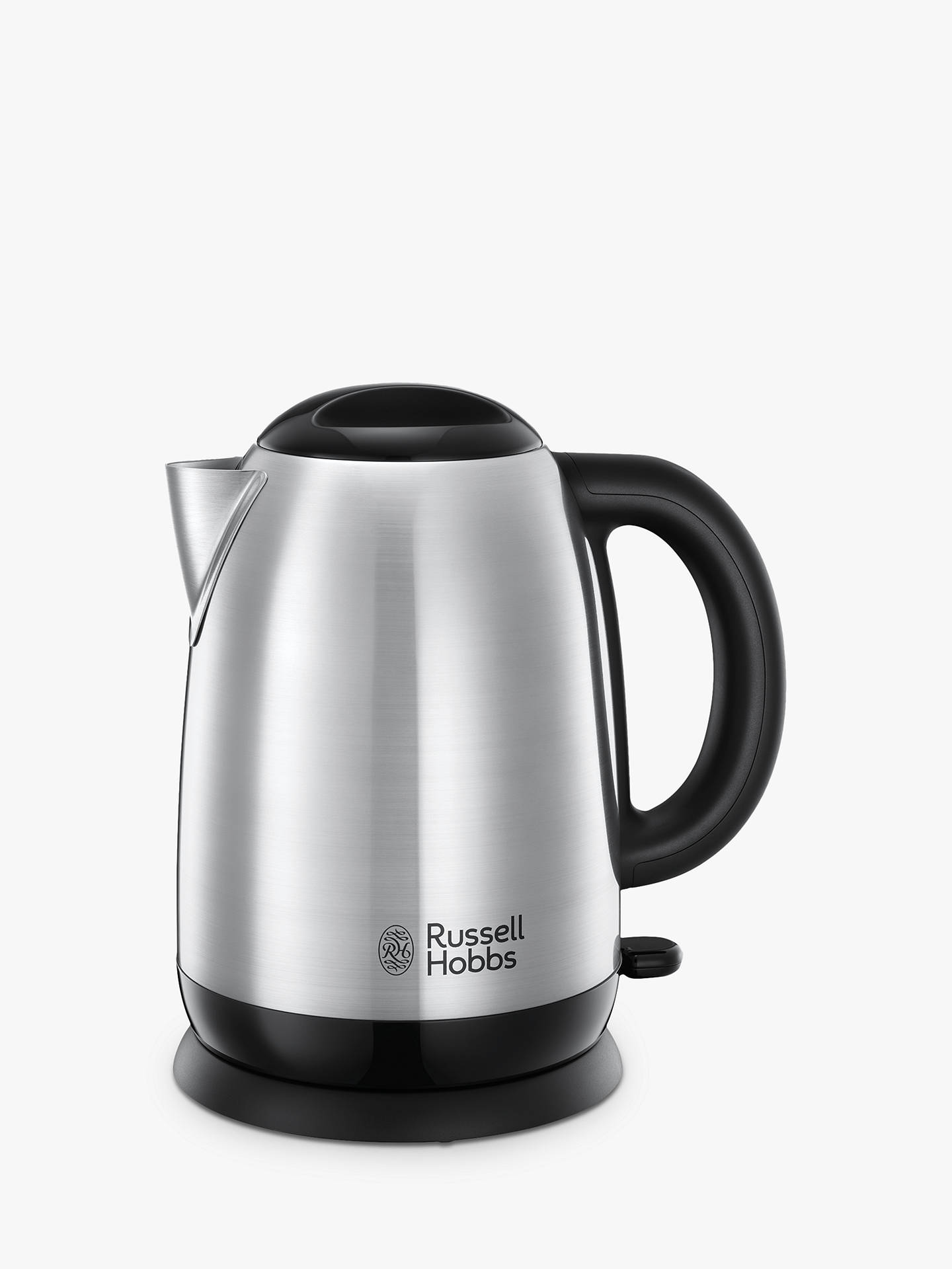BuyRussell Hobbs 21392 Kettle, Stainless Steel Online at johnlewis.com