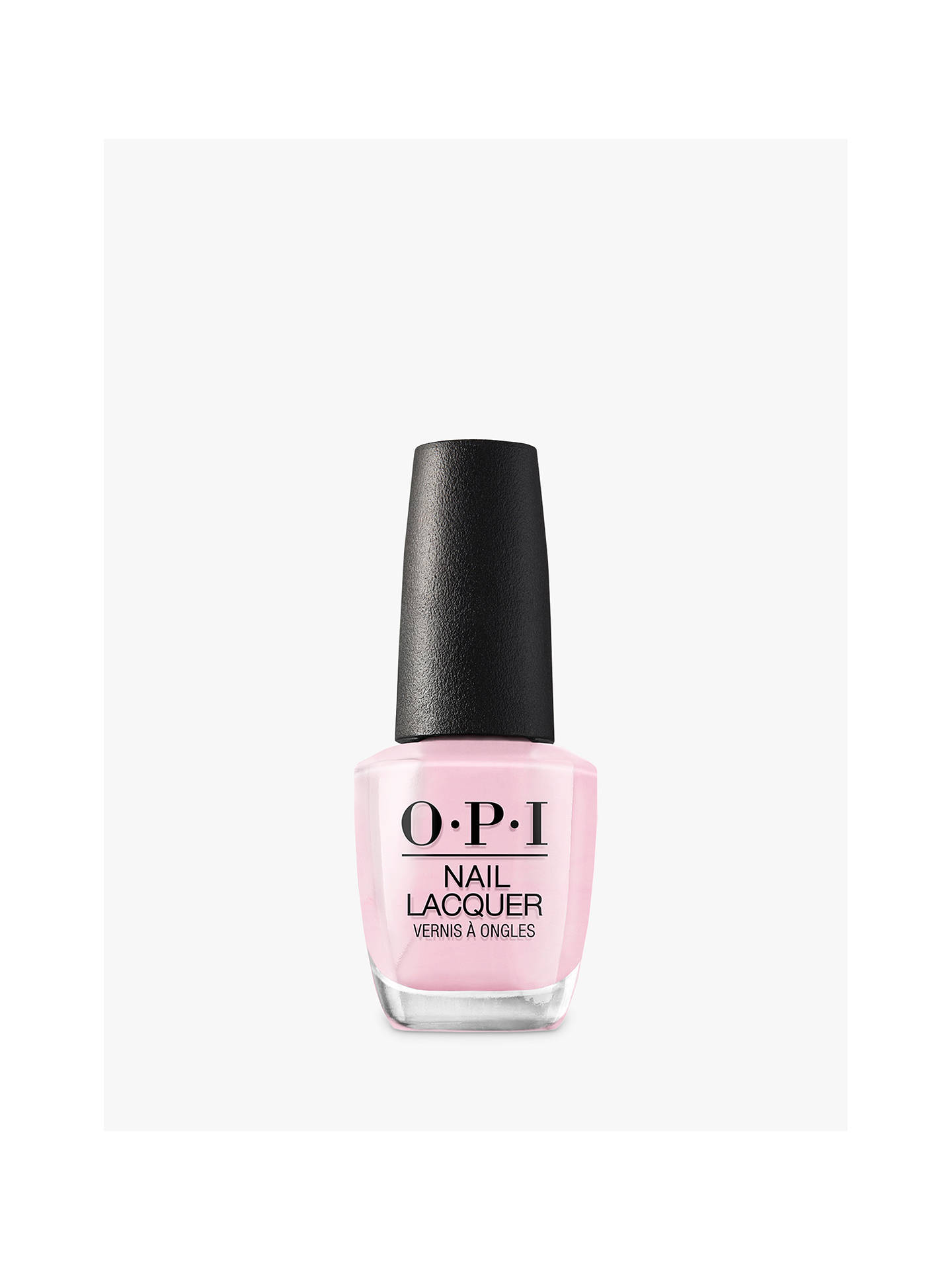 Buy OPI Nails - Nail Lacquer - Pinks, Getting Nadi On My Honeymoon, 15ml Online at johnlewis.com