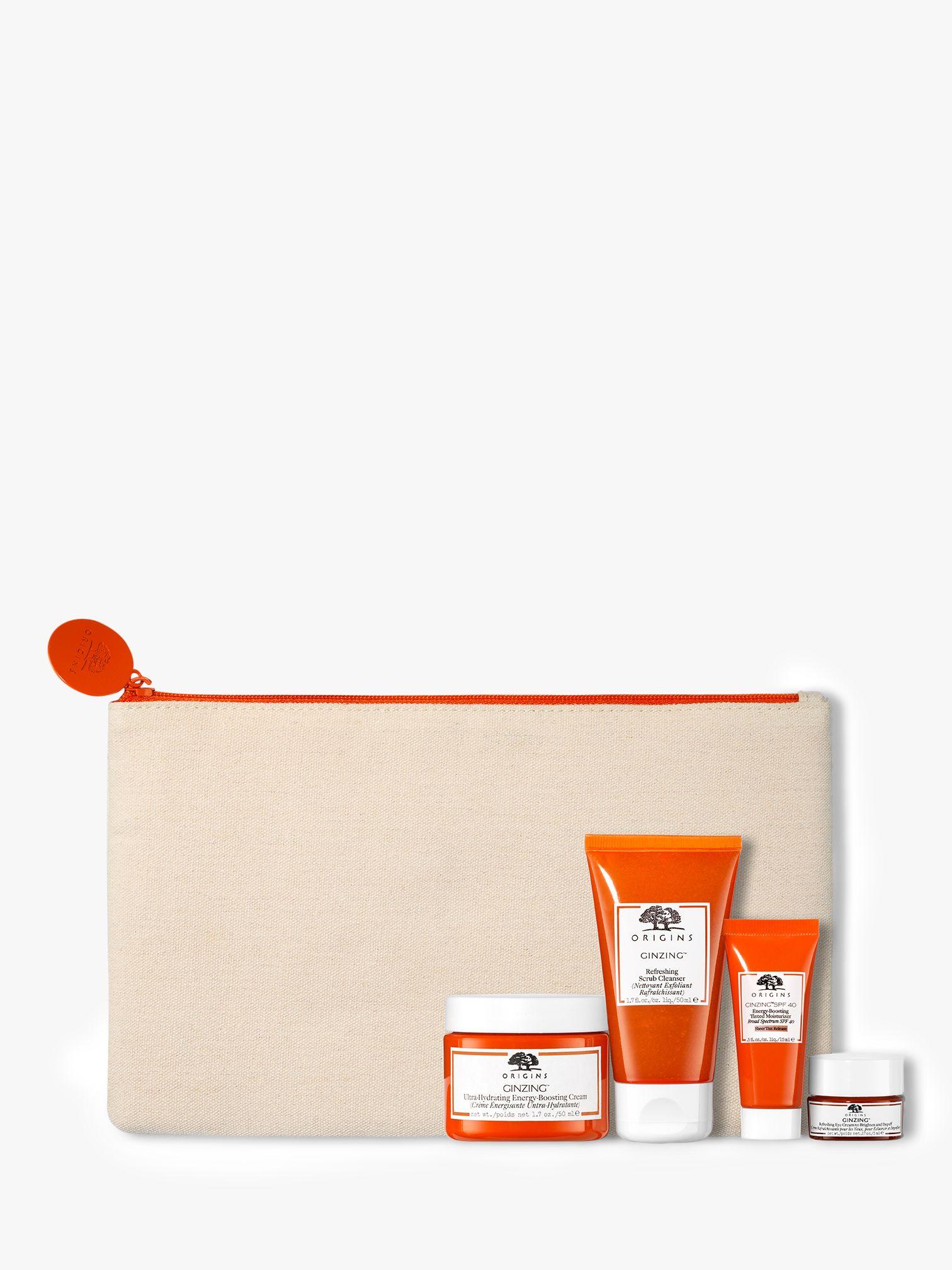 Origins Ginzing Skincare Gift Set At John Lewis Partners