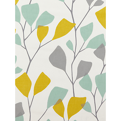 John Lewis & Partners Ines Furnishing Fabric, Citrine