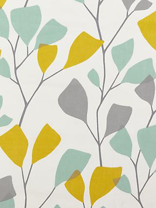 John Lewis & Partners Ines Furnishing Fabric, Citrine