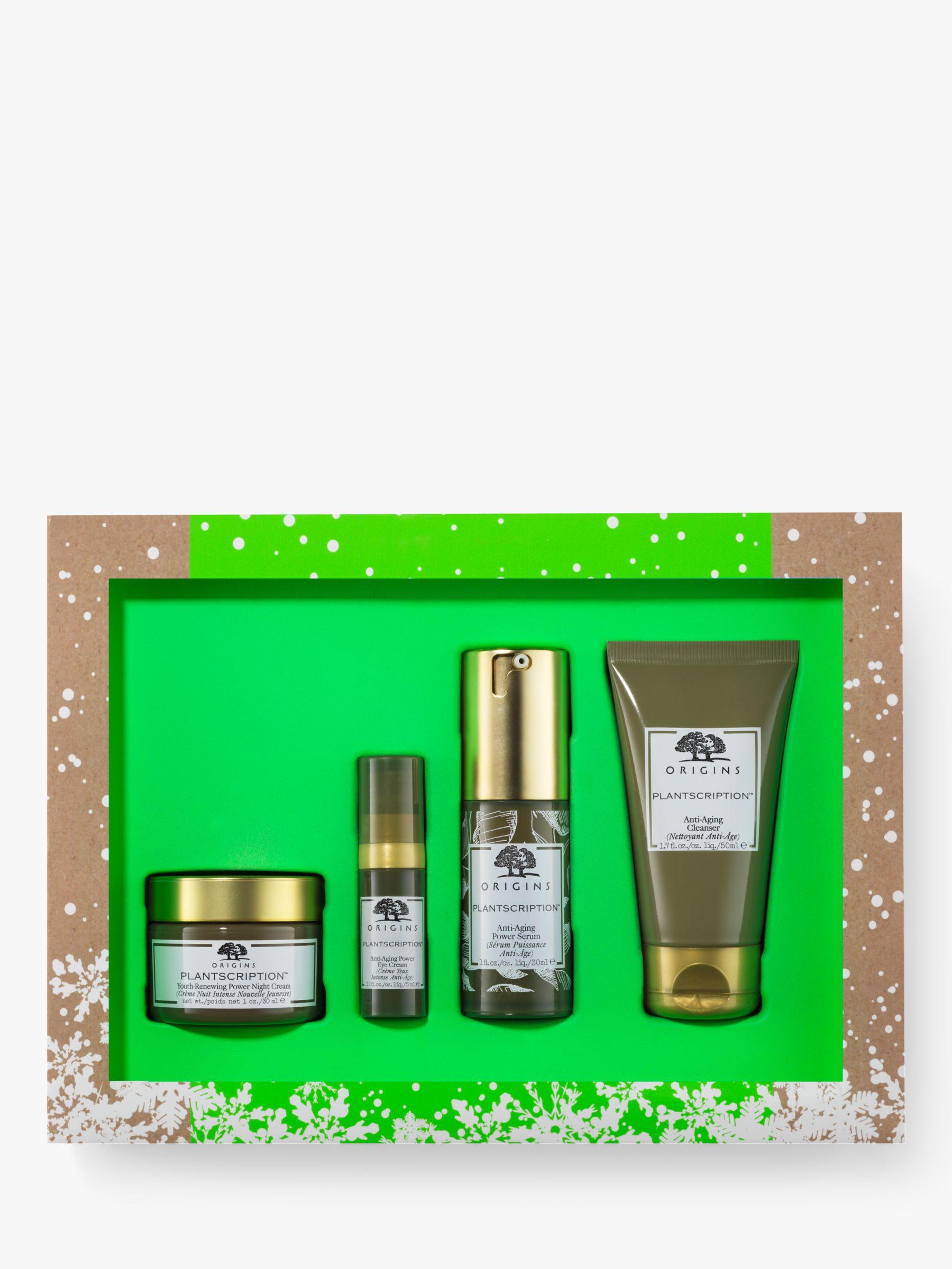 Origins Plantscription 24 Hour Youth Renewal Skincare Gift Set At John Lewis Partners