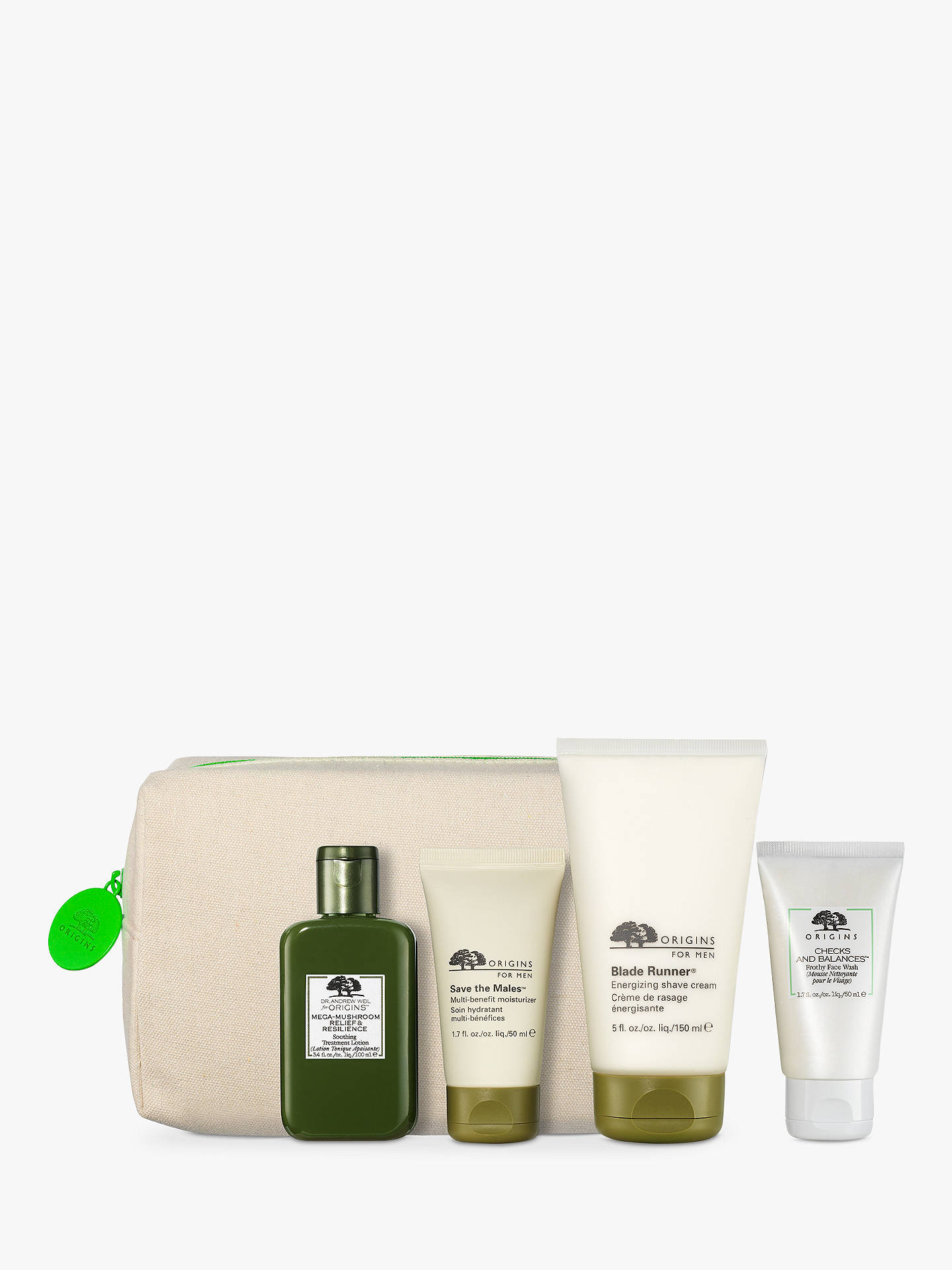 buying new exclusive range sports shoes Origins Men's Best Sellers Skincare Gift Set at John Lewis ...
