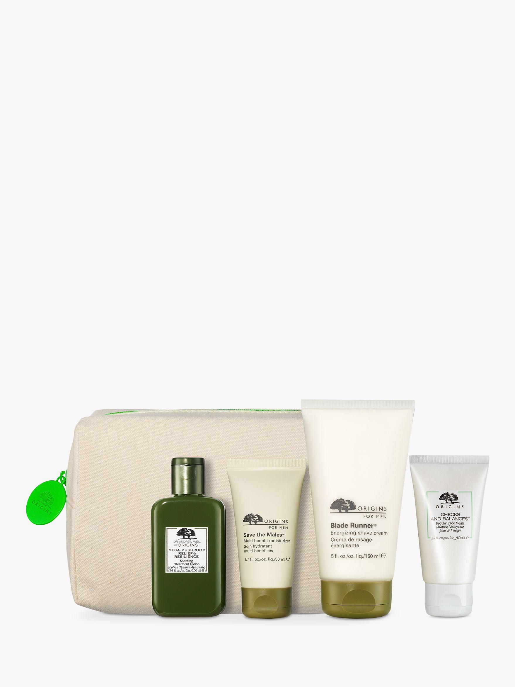 Origins Men S Best Sellers Skincare Gift Set At John Lewis Partners