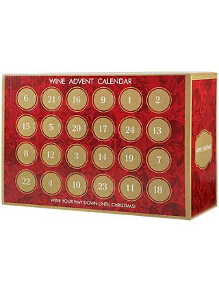 Wine Advent Calendar, 4.5L