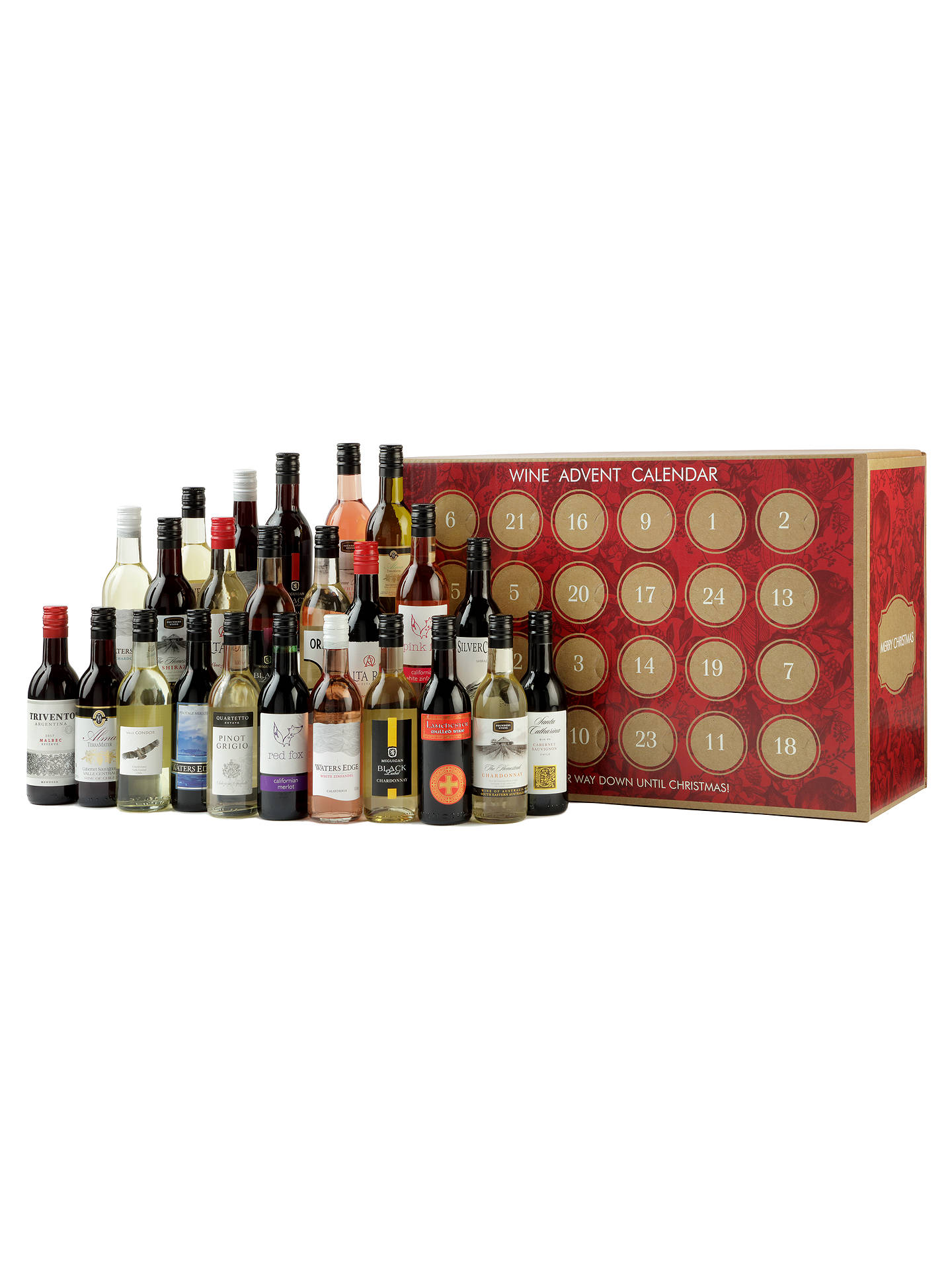 BuyWine Advent Calendar, 4.5L Online at johnlewis.com