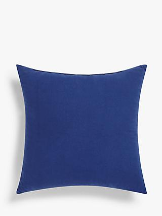 House by John Lewis Basic Plain Cushion