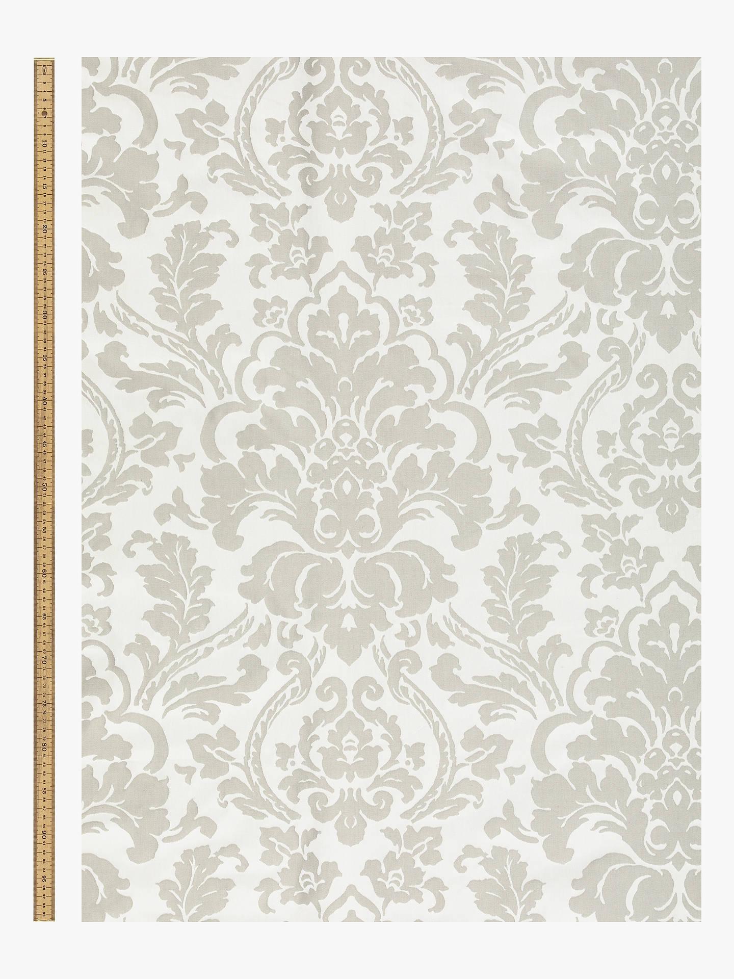John Lewis Amp Partners Stockbridge Damask Furnishing Fabric
