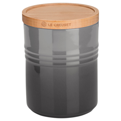 Le Creuset Stoneware Storage Jar, 680ml