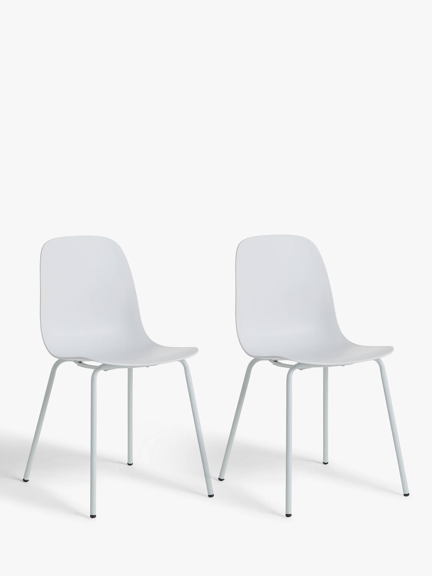 Fine House By John Lewis Whitby Dining Chairs Set Of 2 White Caraccident5 Cool Chair Designs And Ideas Caraccident5Info