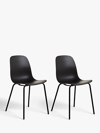 House By John Lewis Whitby Dining Chairs Set Of 2