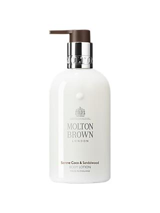 Molton Brown Serene Coco & Sandalwood Body Lotion, 300ml