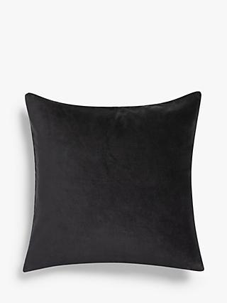 John Lewis   Partners Cotton Velvet Cushion 6018c661eba