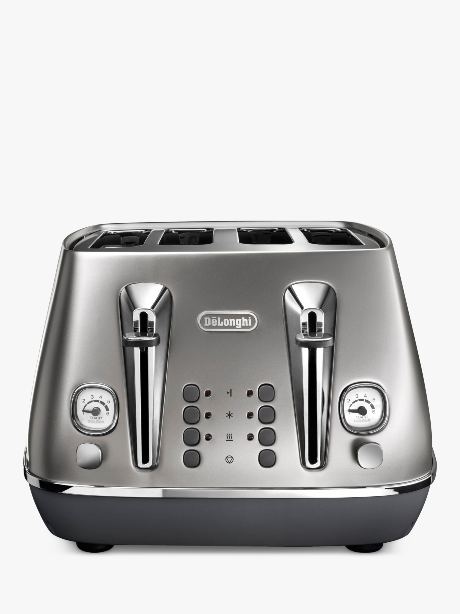 Delonghi De'Longhi CTI4003 Distinta Flair Toaster, 4-Slice