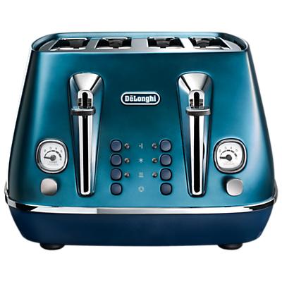 DeLonghi CTI4003 Distinta Flair Toaster, 4-Slice