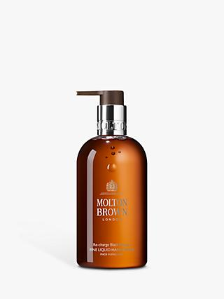 909f1d55c5b5 Molton Brown Re-charge Black Pepper Fine Liquid Hand Wash