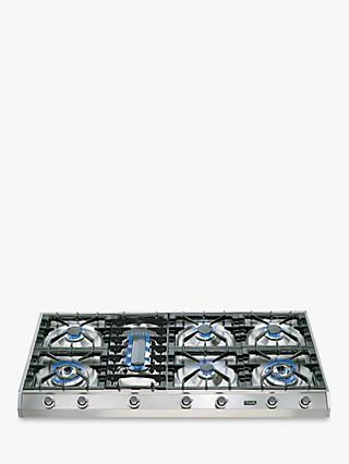 ILVE HP12657D/I 120cm Gas Hob, Stainless Steel