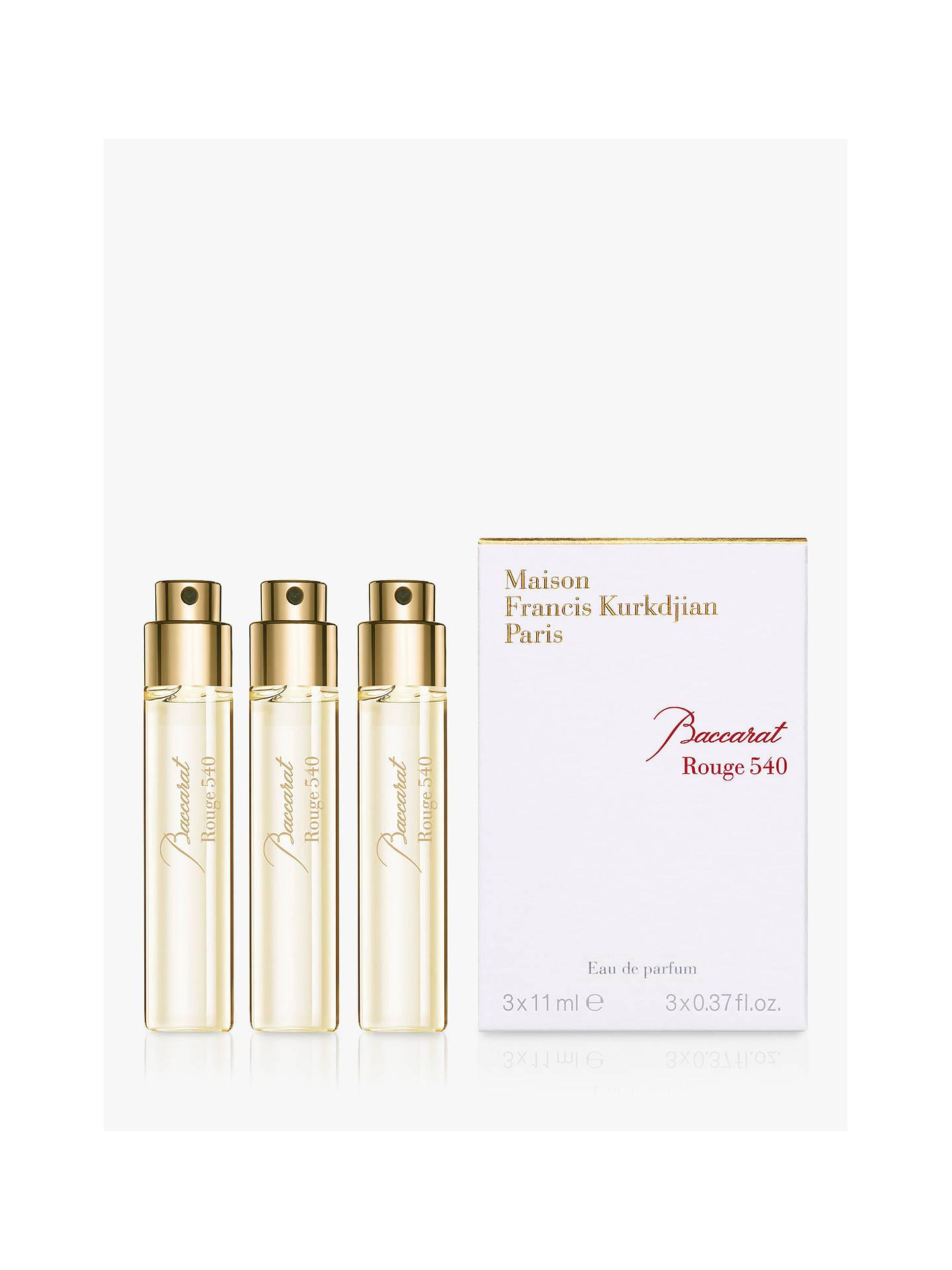 Maison Francis Kurkdjian Baccarat Rouge 540 Eau De Parfum Refills 3
