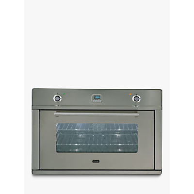 ILVE 900WE3/I 90cm Roma Built In Electric Single Oven, A Energy Rating, Stainless Steel