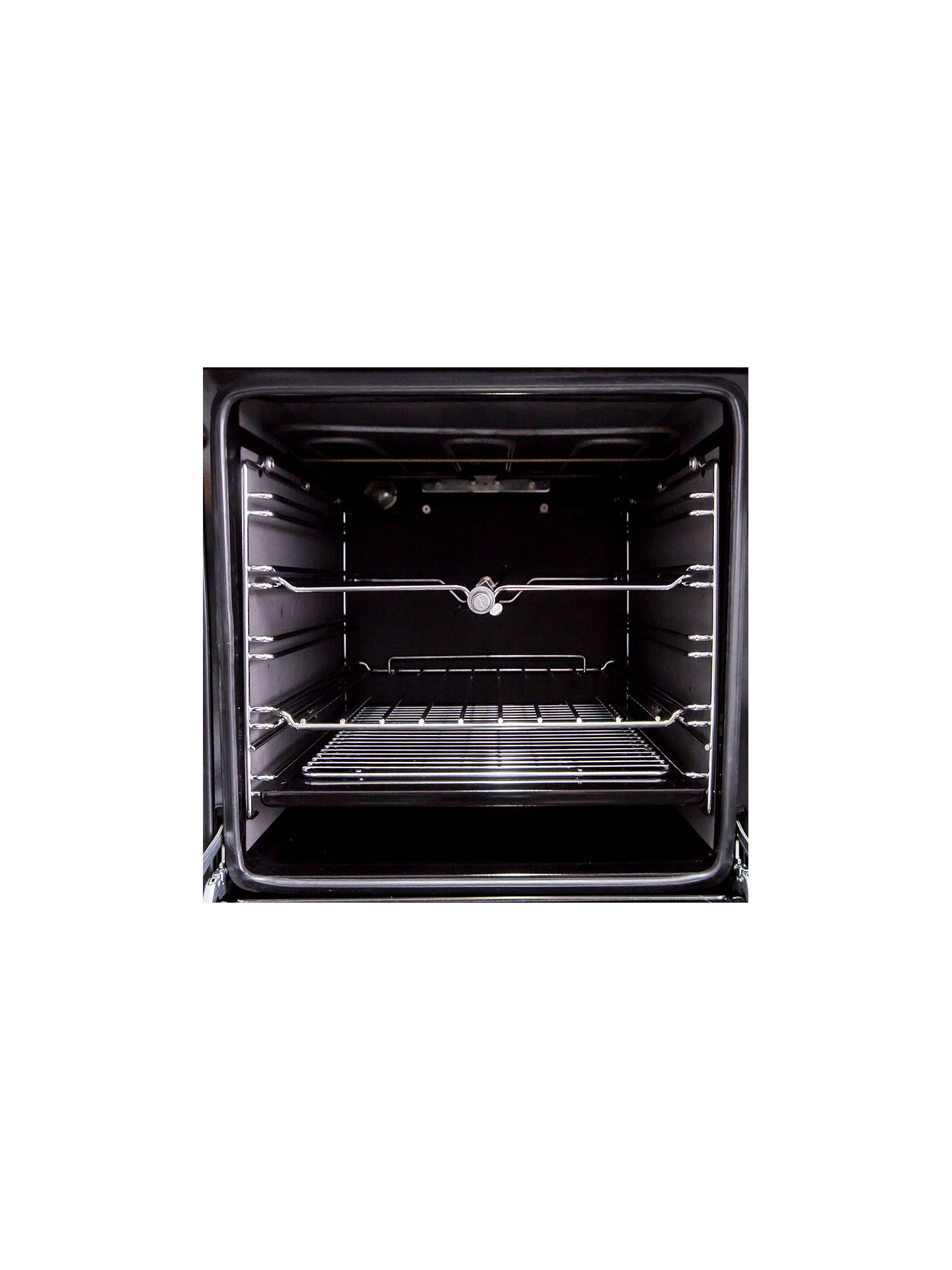 Buy ILVE Roma PSW120FE3/I 120cm Dual Fuel Range Cooker, A Energy Rating, Stainless Steel Online at johnlewis.com