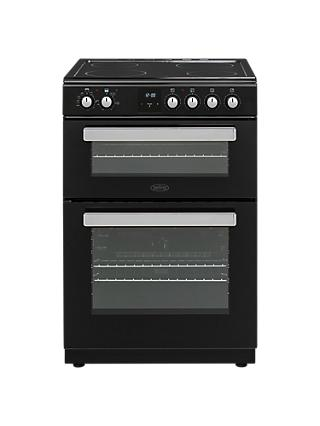 Belling FSE608DPC Freestanding Electric Cooker