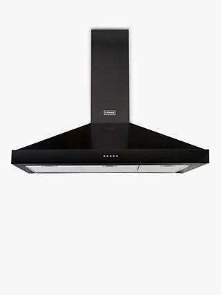 Stoves S900 Sterling Cooker Hood, 90cm Wide