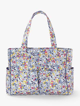 4f7ed454f3ef John Lewis   Partners Berry Print Craft Bag