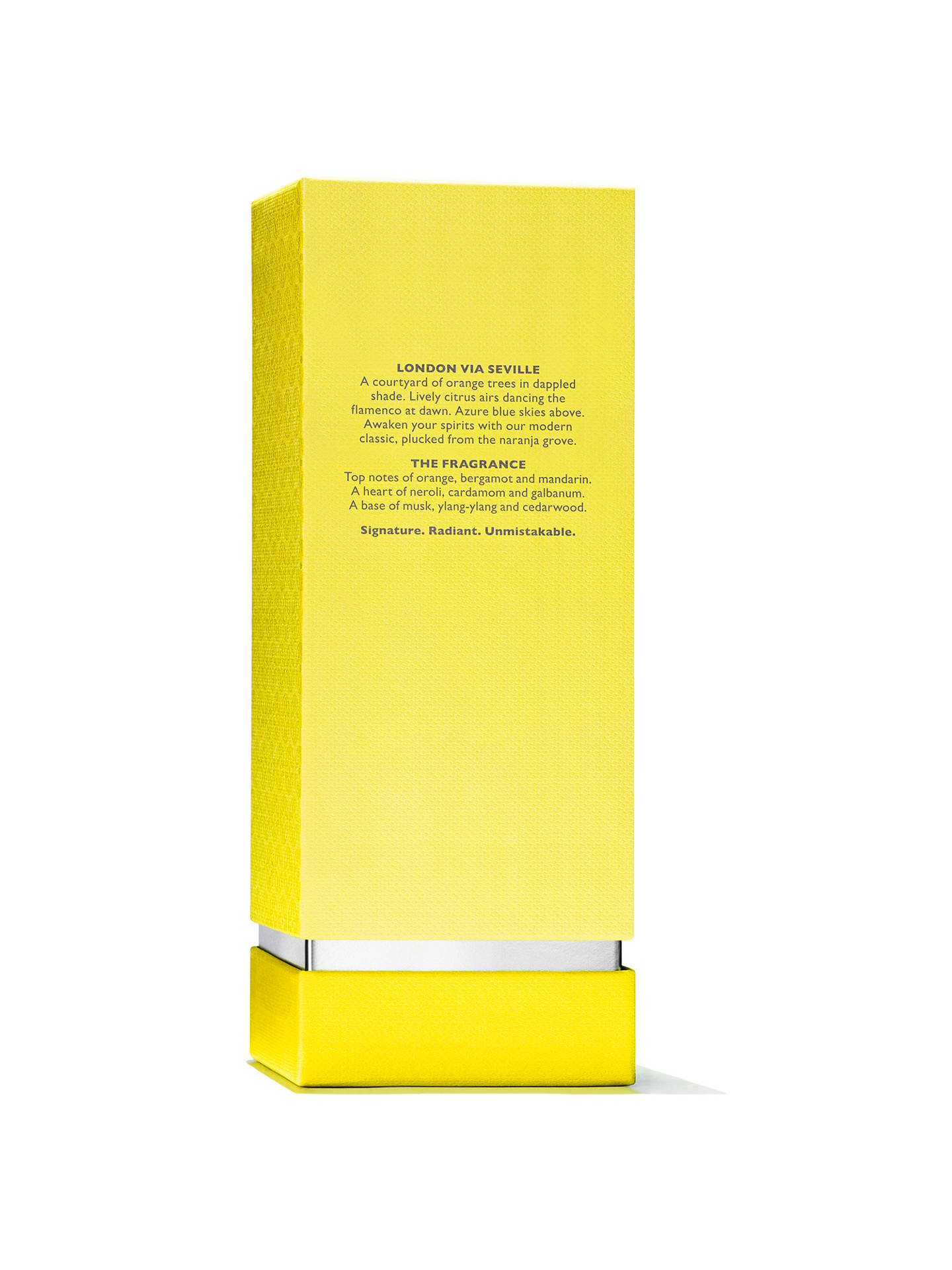 BuyMolton Brown Orange & Bergamot Eau de Toilette, 100ml Online at johnlewis.com