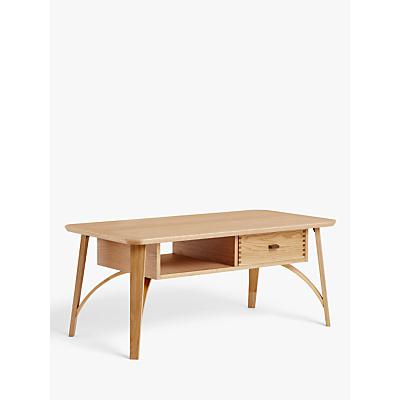 John Lewis & Partners Branch Coffee Table, Oak