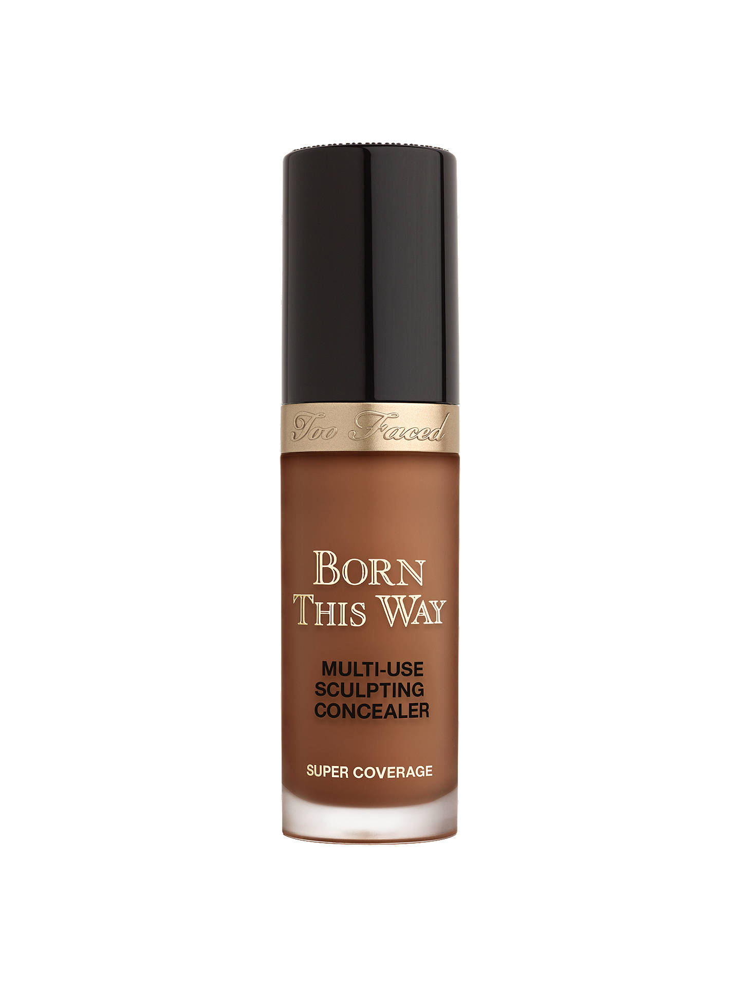 Buy Too Faced Born This Way Super Coverage Multi-Use Sculpting Concealer, Cocoa Online at johnlewis.com