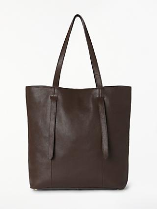 John Lewis   Partners Cecilia Leather North South Tote Bag becc009ce0