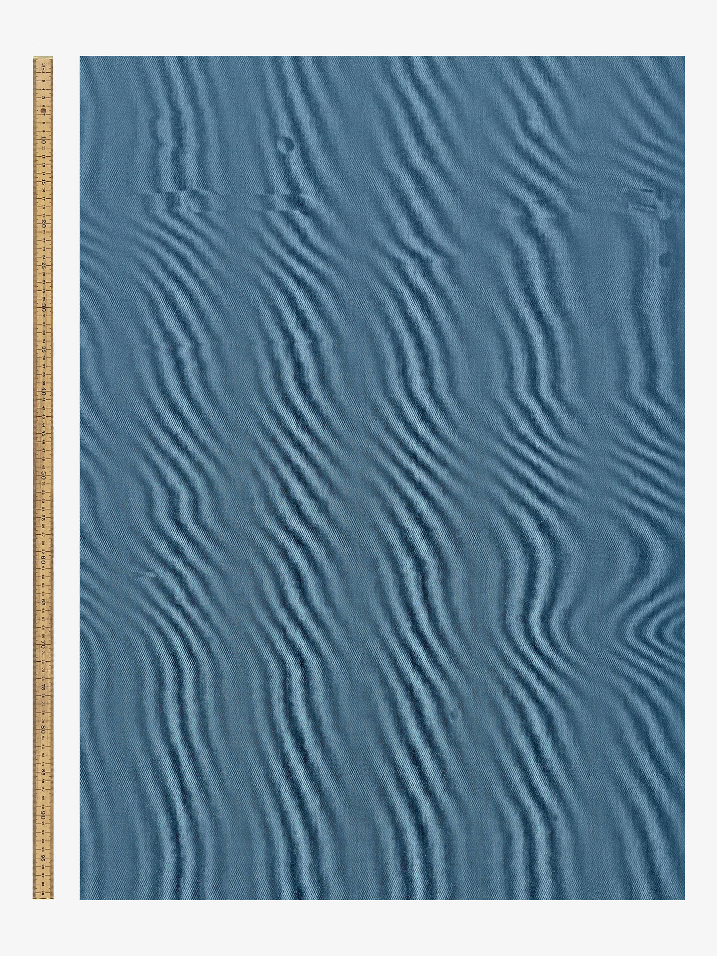 Buy House by John Lewis Plain Furnishing Fabric, Blue Online at johnlewis.com