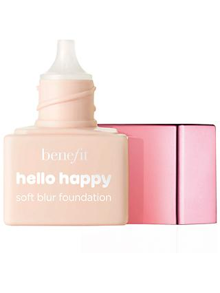 Benefit Hello Happy Soft Blur Foundation SPF 15 Mini