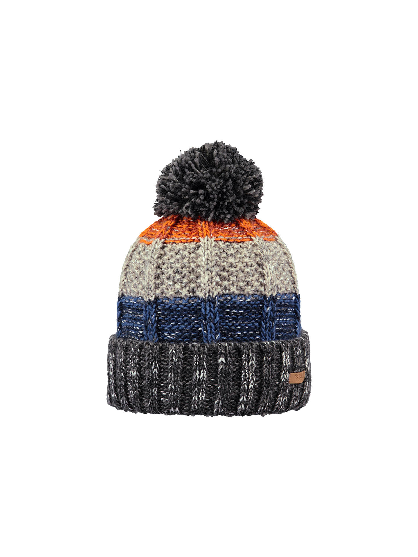 BuyBarts Vista Beanie, Dark Grey Online at johnlewis.com