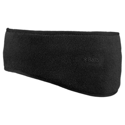 Barts Fleece Headband, Black