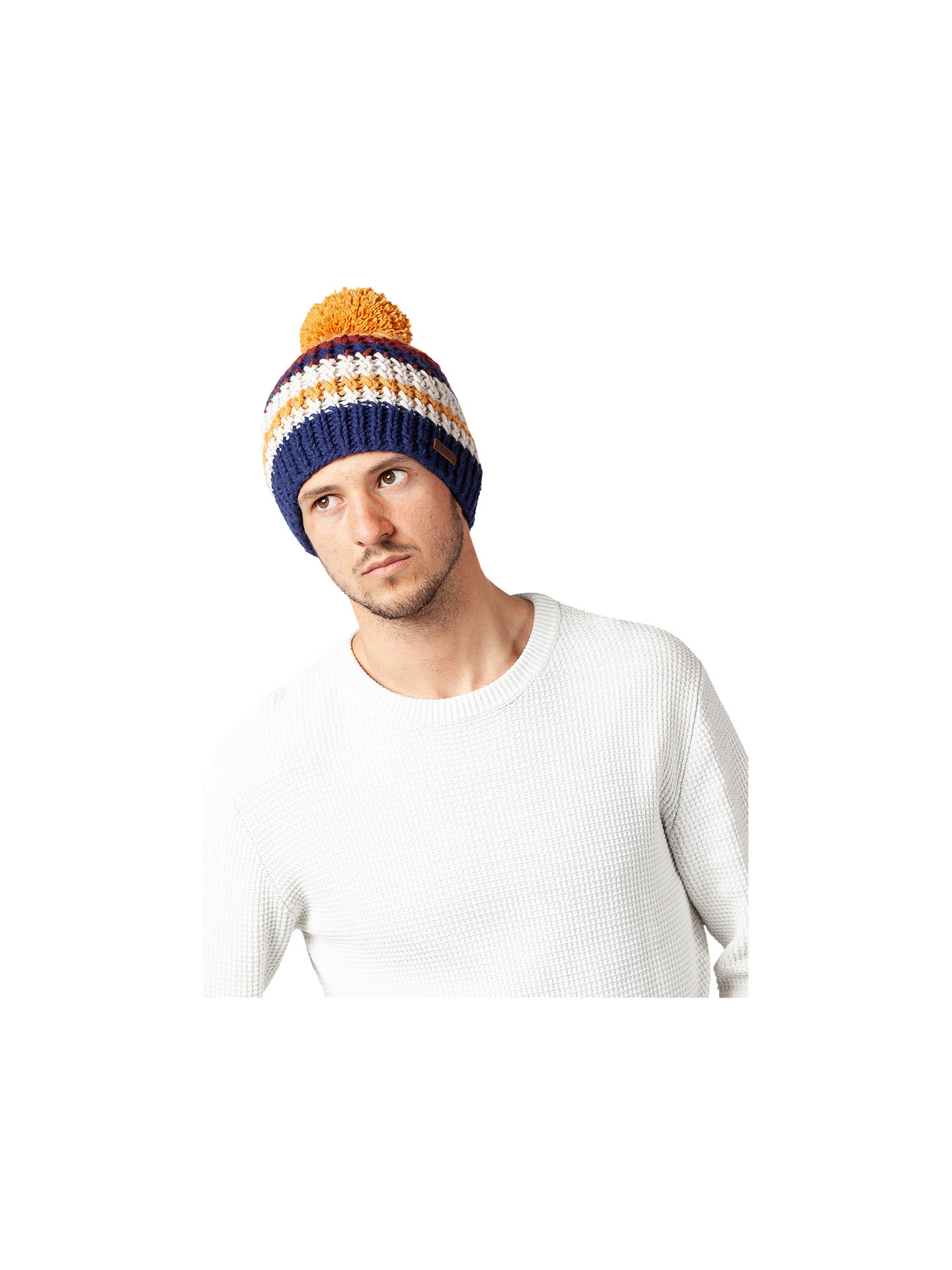 BuyBarts Crow Beanie, One Size, Ochre Online at johnlewis.com