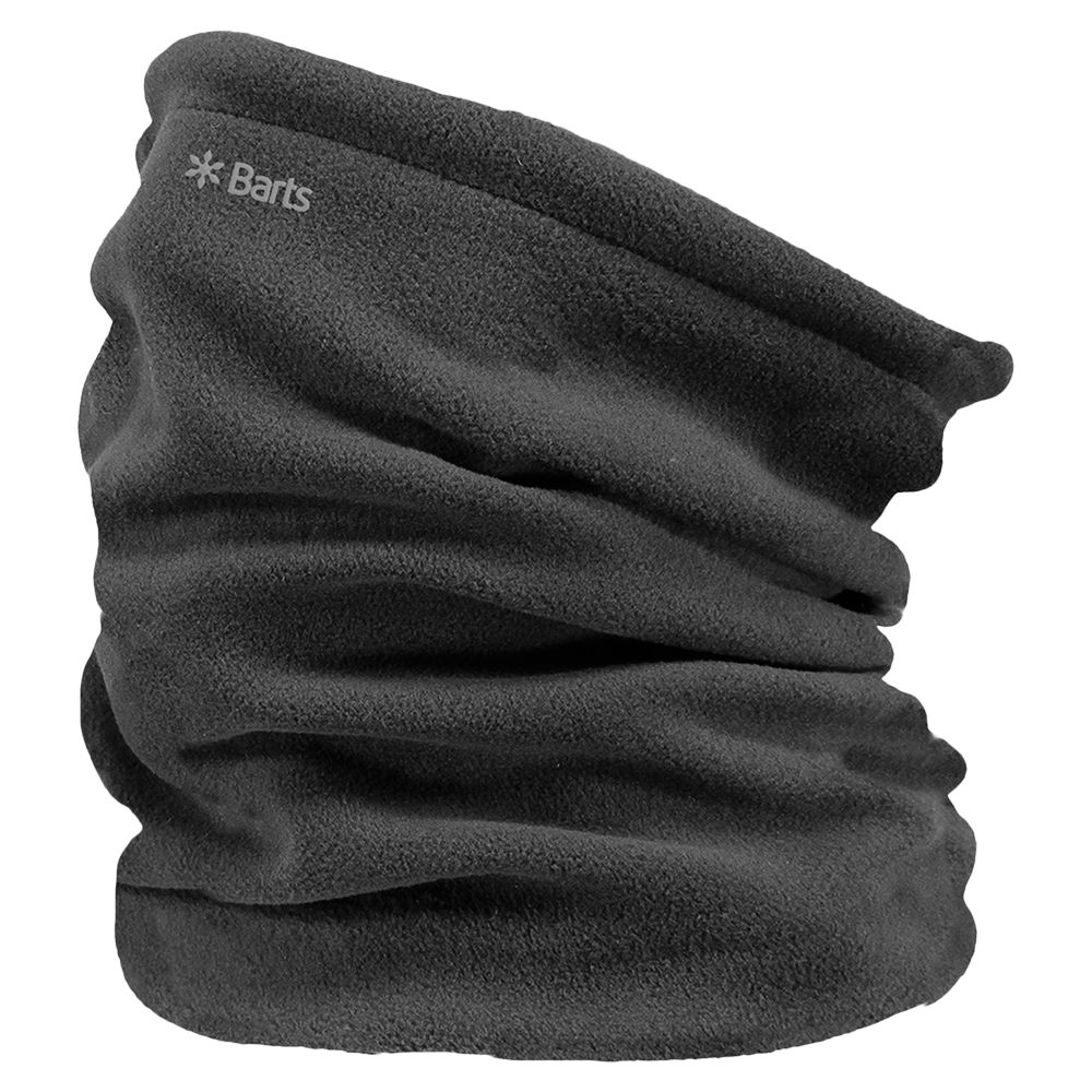 Barts Barts Fleece Infinity Scarf, Black
