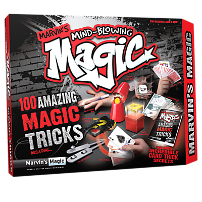 Image of Marvin's Magic Mind Blowing Magic Box