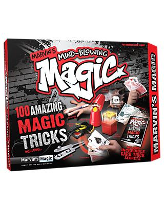 Marvin's Magic Mind Blowing Magic Box