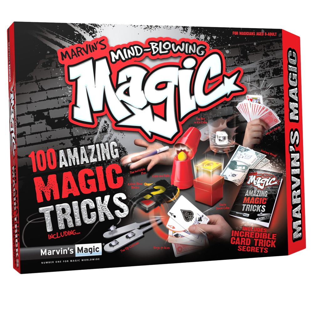 Marvin's Magic Marvin's Magic Mind Blowing Magic Box