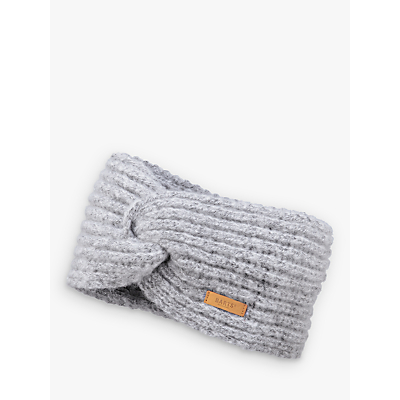 Barts Desire Headband, One Size, Heather Grey