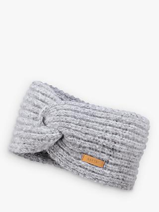 Barts Desire Headband, Heather Grey