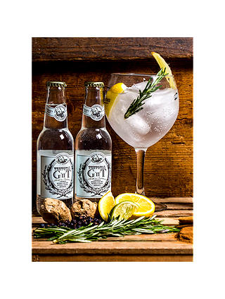 Buy The Temperance Spirit Company Teetotal Alcohol Free G n T, 4x 200ml Online at johnlewis.com