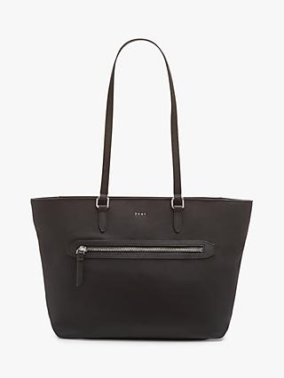 DKNY Casey Medium Tote Bag, Black