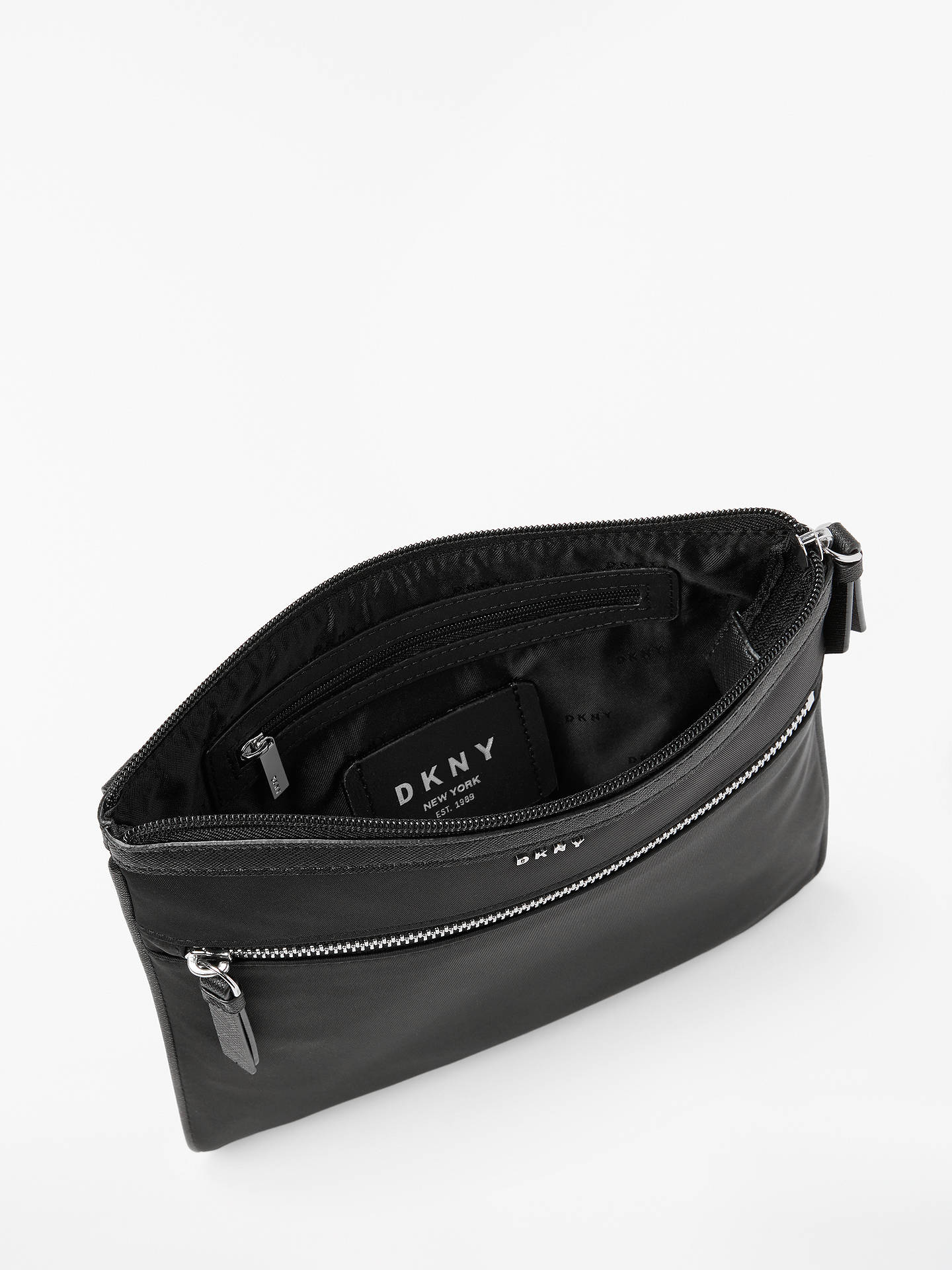8a26db2b85 ... Buy DKNY Casey Zip Top Cross Body Bag
