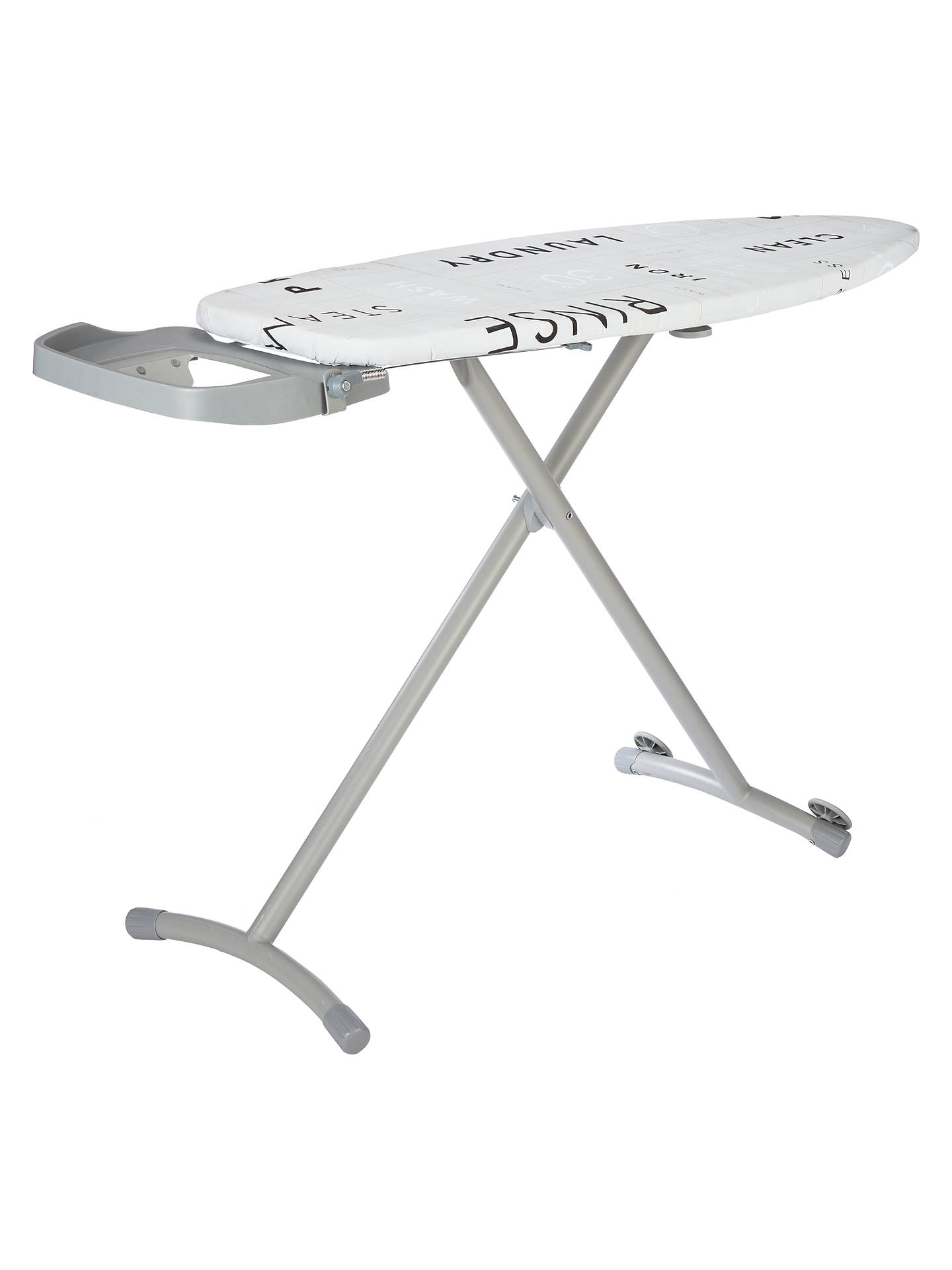 0fc0c13c268f Buy John Lewis & Partners Curve Ironing Board, L135 x W45cm Online at  johnlewis.