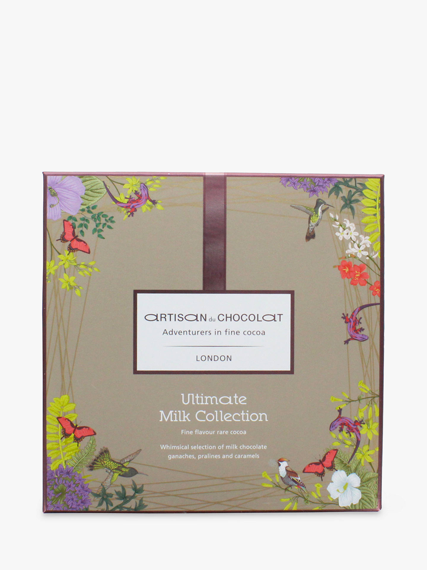 BuyArtisan du Chocolat Assorted Milk Chocolates, 210g Online at johnlewis.com