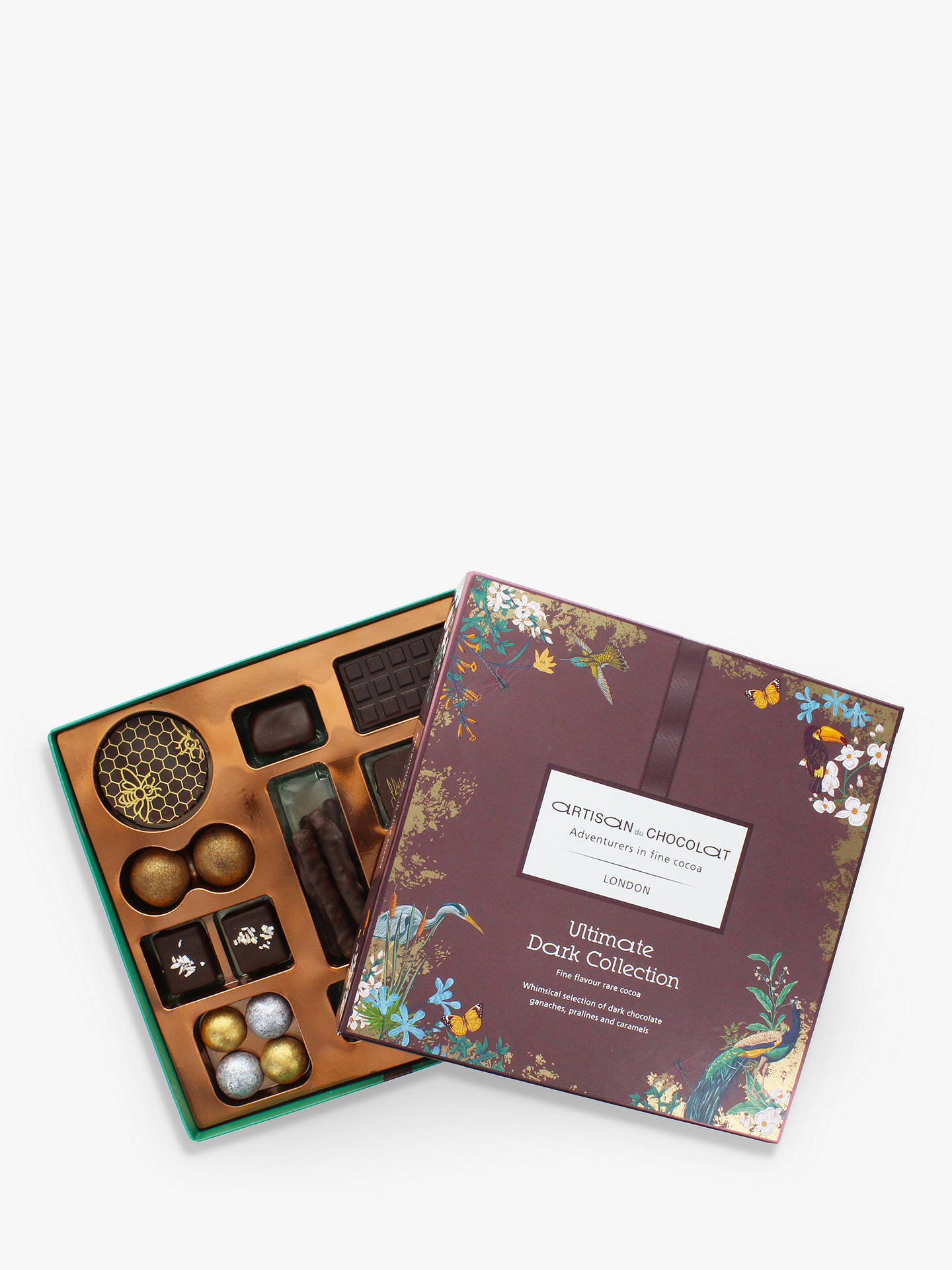 BuyArtisan du Chocolat Assorted Dark Chocolates, 210g Online at johnlewis.com